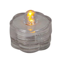 AQUA LITE - SUBMERSIBLE T-LIGHT - YELLOW LIGHT