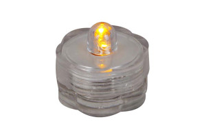 AQUA LITE - SUBMERSIBLE T-LIGHT - YELLOW LIGHT