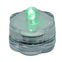 AQUA LITE - SUBMERSIBLE T-LIGHT - GREEN LIGHT