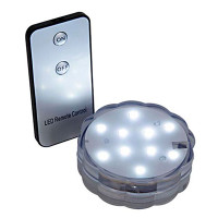 R C Submersible Uplight COOL WHITE light