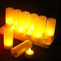 Rechargeable Candles