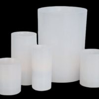 Wax Candle Holders